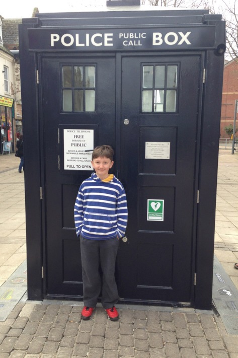 The Boscombe Police Box