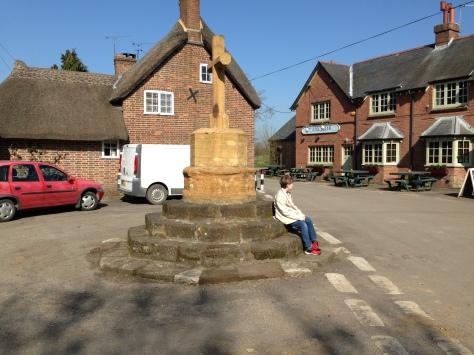 Shapwick village centre