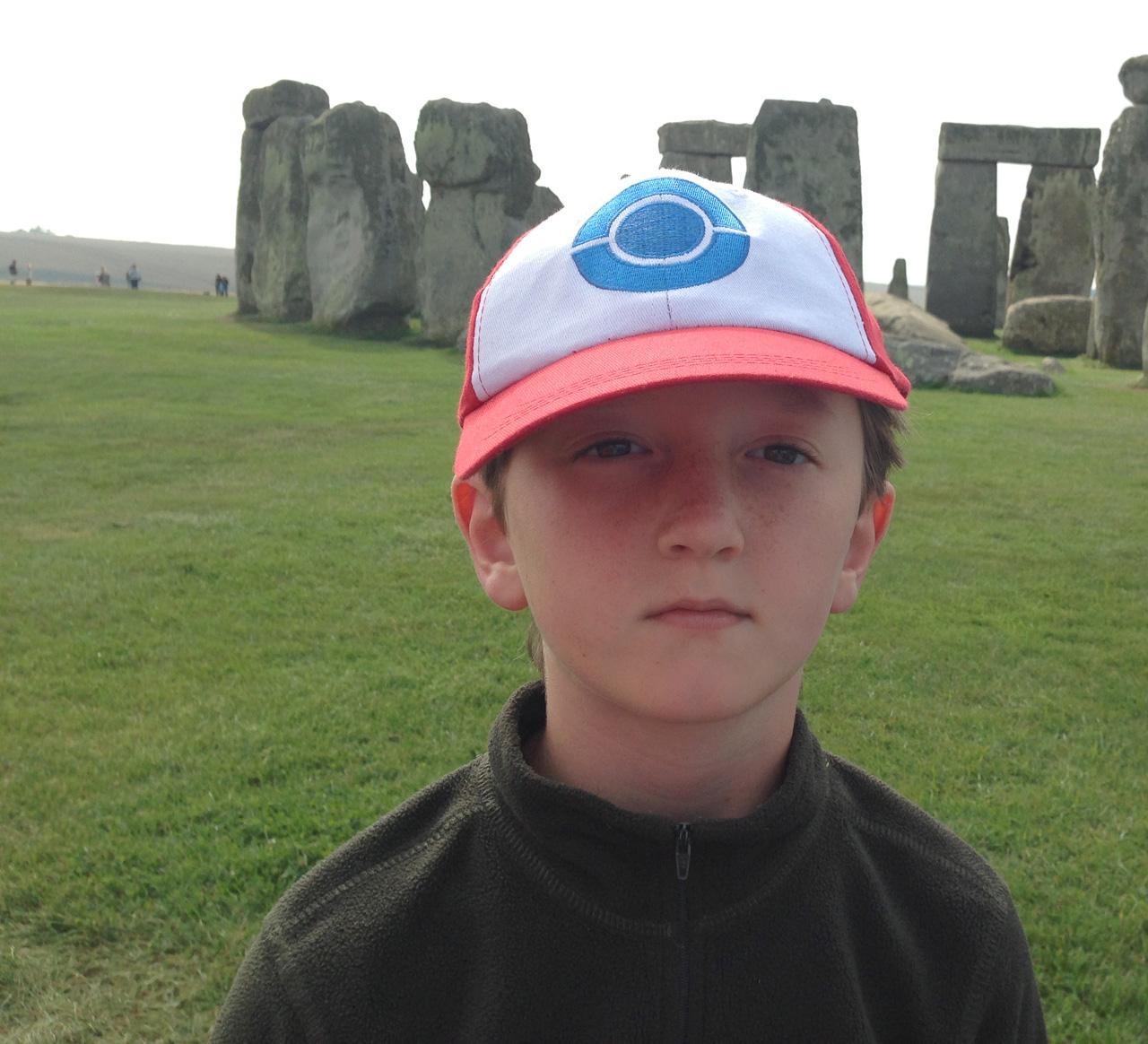 Welcome to Stonehenge!
