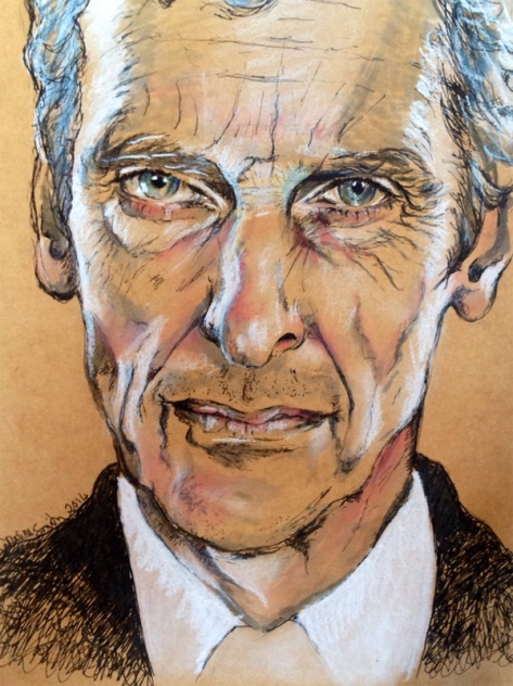 Twelfth Doctor portait