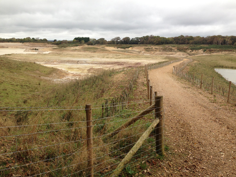 Warmwell Quarry Dorset October 2014 Project Indigo