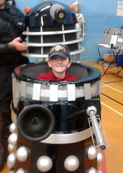 Series 8 Episode 2 - Into the Dalek!