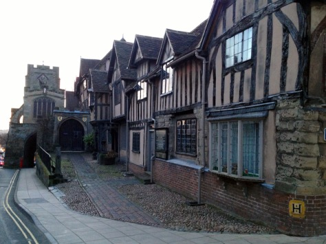 Welcome to Lord Leycester Hospital!