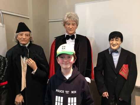 The Three Doctors - and me!