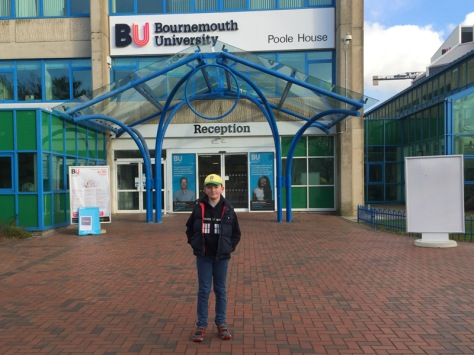Welcome to Bournemouth University!