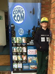 Welcome to Southampton Comic Con!
