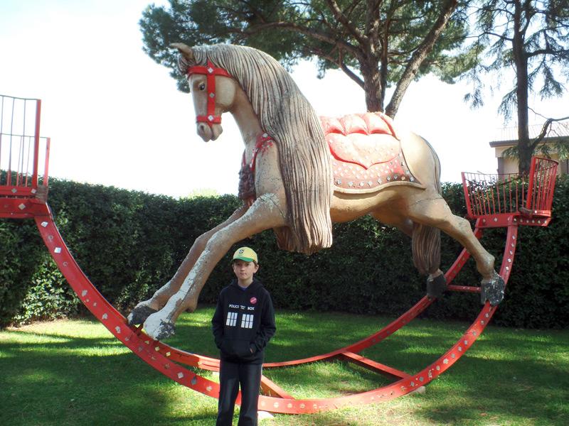 Horse Cinecitta