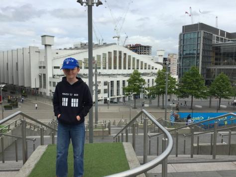 Wembley arena