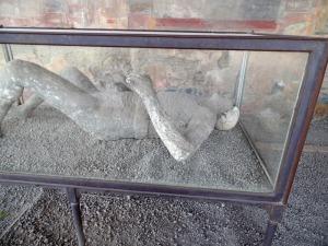 Pompeii Macellum paster cast.