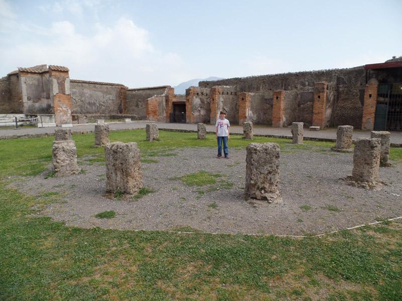 Pompeii Macellum