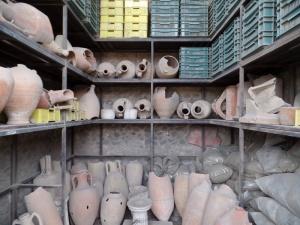 Pompeii pots
