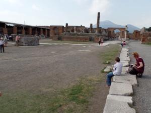 Pompeii Foro
