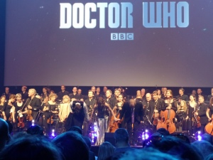 Applause at Doctor Who Symphonic Spectacular