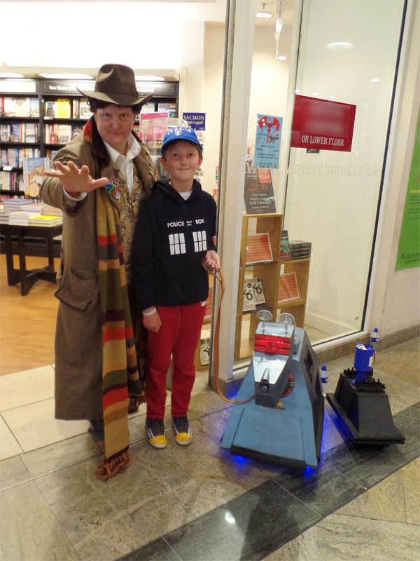The Fourth Doctor, me and K-9