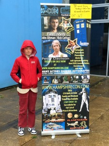 Hampshire TV Film and Comic Con