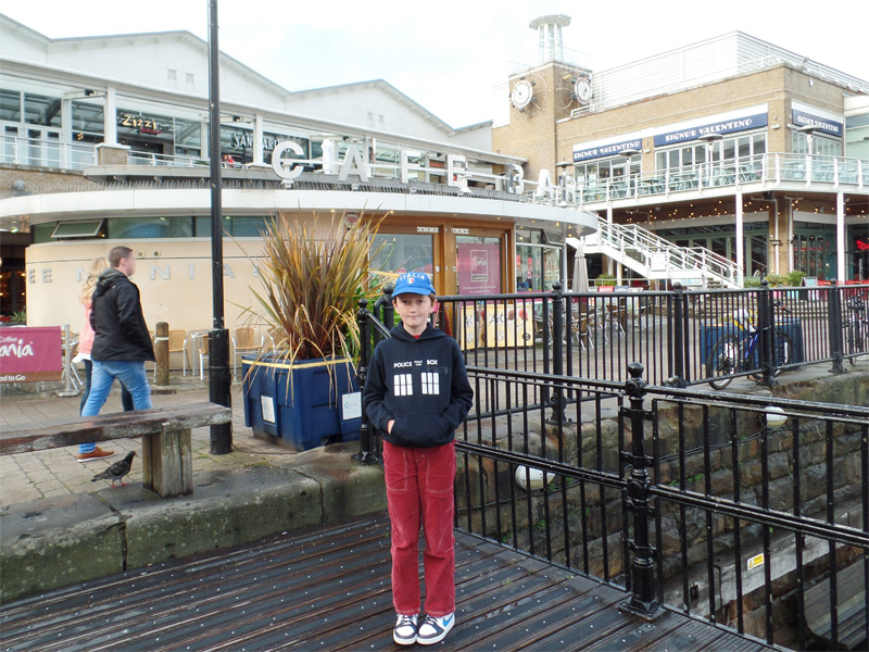 Mermaid Quay - Doctor Who Boom Town