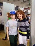 Tom and Bonnie Langford