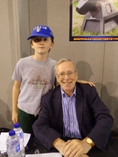 Tom and John Leeson