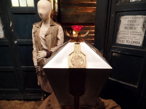 The Moment from Day of the Doctor at the Doctor Who Experience