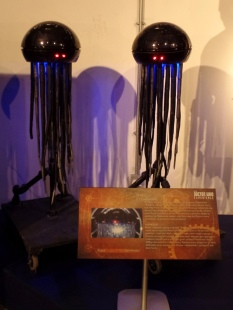 Antibodies from Let's Kill Hitler at the Doctor Who Experience