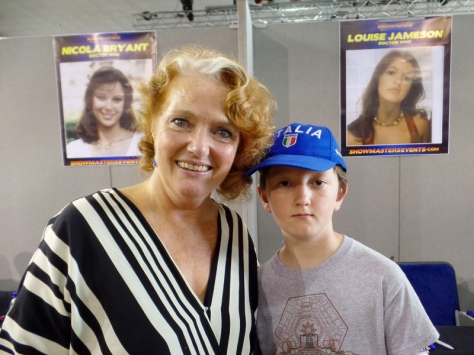 Tom and Louise Jameson