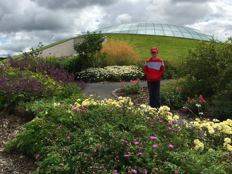 Welcome to the National Botanic Garden of Wales!