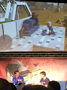 The Lego Dimension talk by TT Games at the Doctor Who Festival