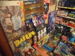 Doctor Who collection at West Wales Museum of Childhood