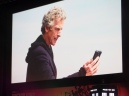 The Twelfth Doctor on screen at The Doctor Who Festival