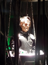 Davros' The Sick Room at The Doctor Who Festival