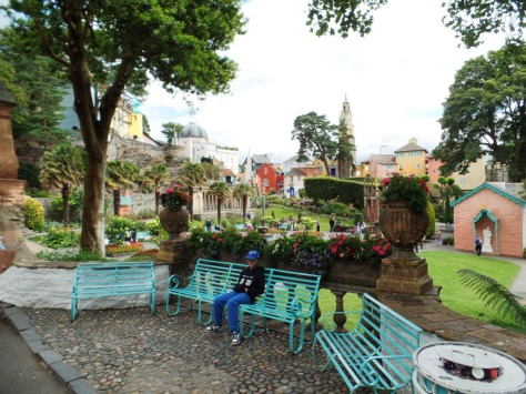 Portmeirion is Bellissimo