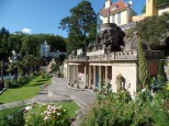 The Bristol Collonade at Portmeirion