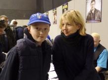 Jemma Redgrave at Film & Comic Con Bournemouth