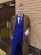Tenth Doctor Cosplay at Film & Comic Con Bournemouth