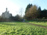 Doctor Who Shada filming location Grantchester Meadows