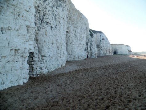 Tom Projec Indigo at Botany Bay - Doctor Who filming location