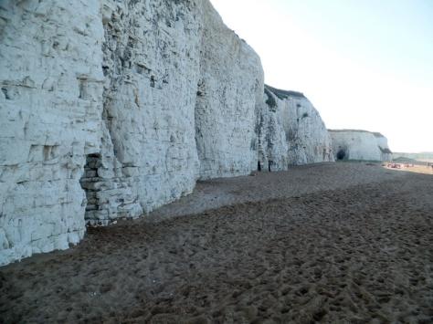Tom Projec Indigo at Botany Bay - Doctor Who filming location
