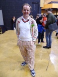 Doctor Who cosplay at Film & Comic Con Bournemouth - Fifth Doctor
